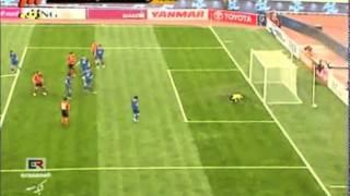 P3 Bunyodkor FC vs  Perspolis Piroozi Tehran بنیادکار ازبکستان پرسپولیس Iran