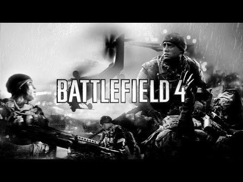 #4 Battlefield 4 - Kampania - Misja Lotnisko mega dym ;P