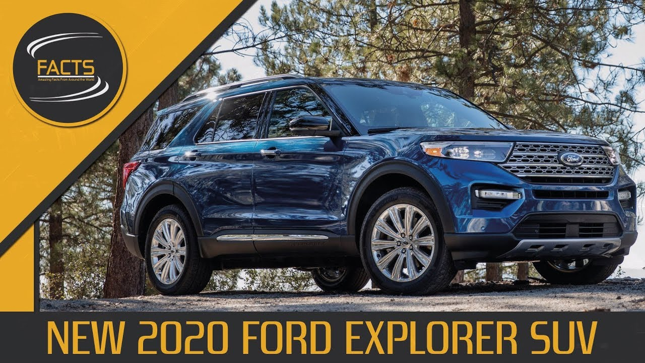 Can the All-New 2020 Ford Explorer Reverse the Automaker's Sales Decline?