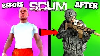 ULTIMATE Guide To SCUM! - Everything You Need To Know
