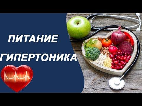 Питание при повышенном давлении. Здоровая еда для гипертоника
