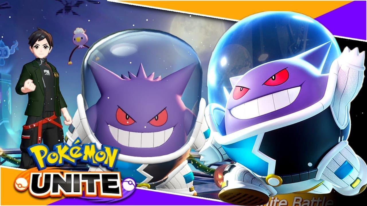 Download BALA BALA SHAITAAN 😈 KA SAALA GENGAR OP  BUILD 🔥🔥 | Pokémon Unite Hindi Gameplay | ANDROID Part 12
