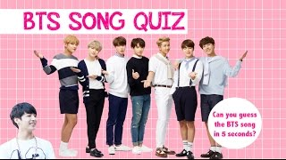 Video BTS Song Quiz : Are you an ARMY? download MP3, 3GP, MP4, WEBM, AVI, FLV Juli 2018