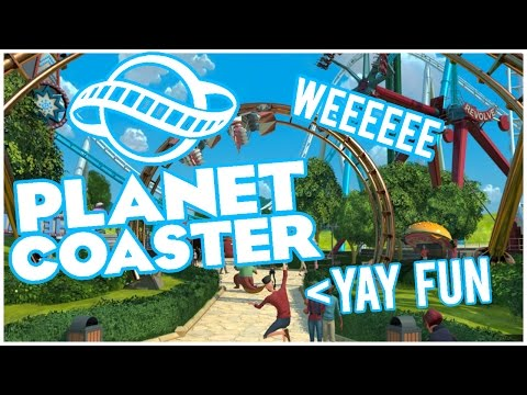 Planet Coaster - Just Gotta Ride It With The FiZone