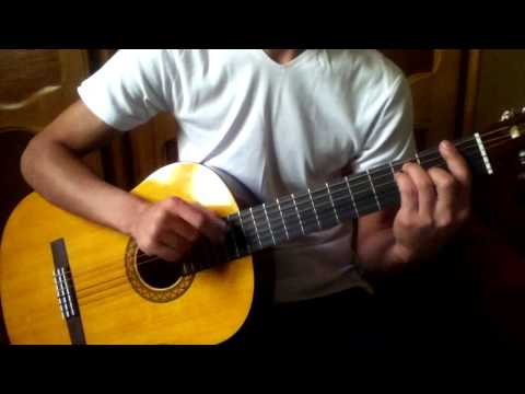 Michael Heart We Will Not Go Down (Gaza tonight) Guitar Cover
