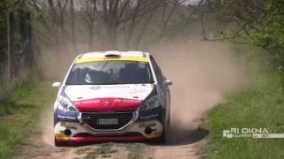 Rally Vyškov 2017 | 18 | Matěj Kamenec - Adam Jurka