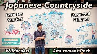 Rural Japan – A Trip to the Japanese Countryside (Gunma, Kawaba, Ikaho & Kanna-machi)