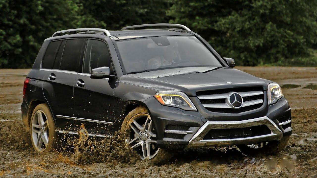 Mercedes Benz Glk Offroad 2013 Hd Deutsch Youtube