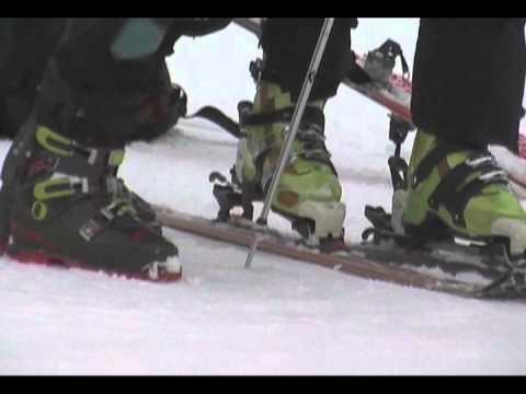 Adaptive Sking on Hudson Bay Mountain