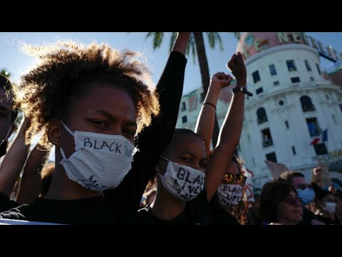 Black Lives Matter movement gains momentum worldwide with fresh weekend of protests