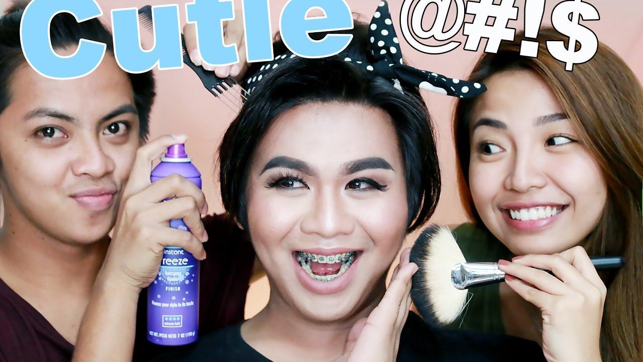 make-up-time-with-mamshie-ronan-daming-hanash-lolzz