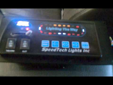 New lightbar stl k force 47\