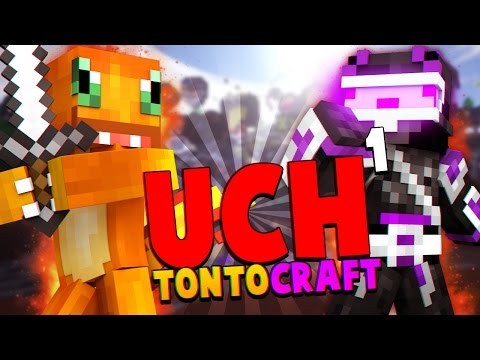 UCH TONTOCRAFT - DOS TONTOS MUY TONTOS - EP. 1 - Gangsta y WhiteZunder