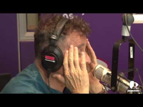 Johnny Clegg Get's Emotional Surprise on MBD Show