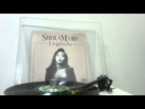 Larut Malam - Sheila Majid (Lagenda Vinyl LP)