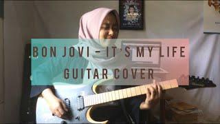 Bon Jovi - It's My Life (Guitar Cover by Delvi)