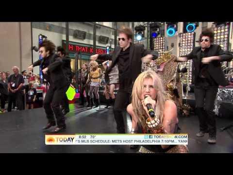 1080p Kesha  Take It Off @ Today Show 081310 HD