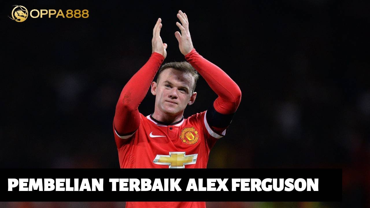 Inilah Pembelian Terbaik Manchester United Di Era Sir Alex Ferguson