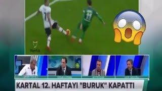 "Alp Pehlivan'dan Erman Toroğlu'na Thug Life ""Şenol Güneş........"" Beşiktaş 0-0 TM Akhisar"