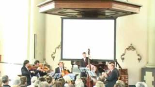 Beethoven Septet: IV Tema con Variazioni.Andante