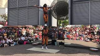 International Buskers Festival of Tainan Taiwan 2019台南街頭藝術節