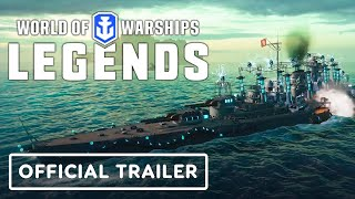 World of Warships: Legends - Official A Light in the Dark Trailer