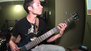 George Benson - Turn Your Love Around (Bass Cover)