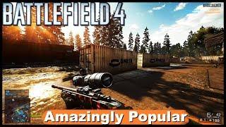 Battlefield 4 in 2019   Amazingly Popular   PC   1440p