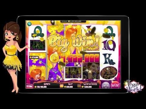 Vegas World Casino Teaser