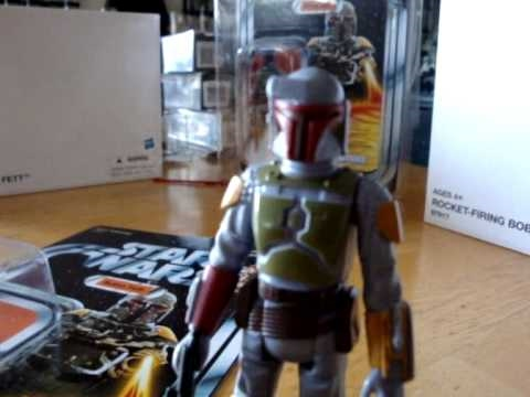 Boba Fett Star Wars  Bounty Hunter Loose Out Of The Pack Bonus Figure Toys R Us
