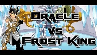 AQW: Oracle Class vs Frost King (Oracle Class Solo)