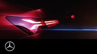 Concept A Sedan – Teaser – Mercedes Benz original