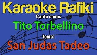 Tito y Su Torbellino - San Judas Tadeo Karaoke Demo