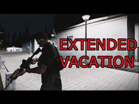 Extended Vacations: Arma 3 T-3 CIA Ops Episode 6