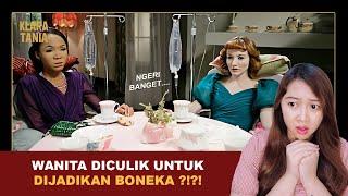WANITA DICULIK UNTUK DIJADIKAN BONEKA ?!?!   Alur Cerita Film oleh Klara Tania