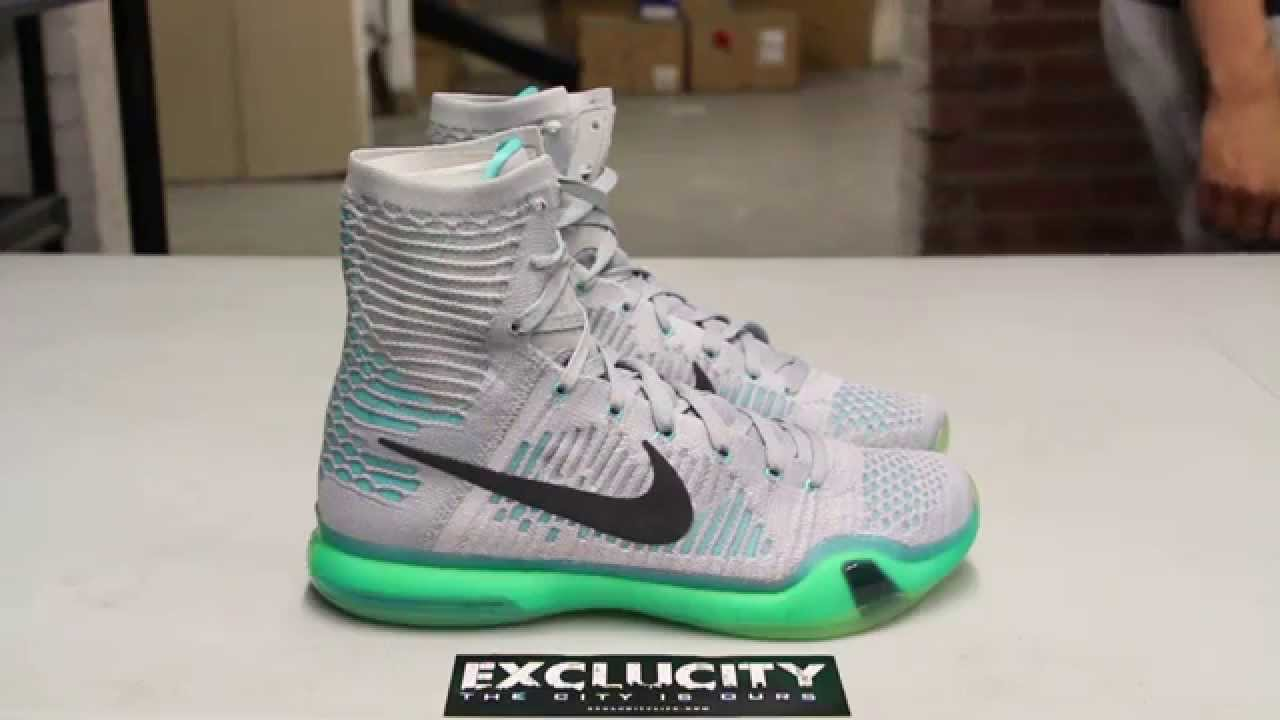 newest collection a8ba5 04289 Kobe X Elite
