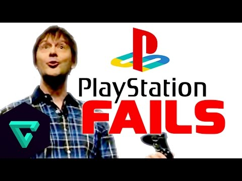 TG10 : Top 10 Playstation Fails of All Time