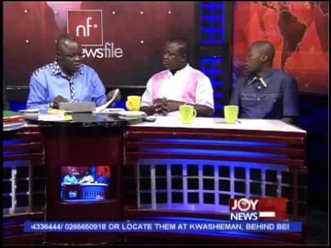 Prof. Kwesi Botchwey Speaks - Newsfile (7-6-14)