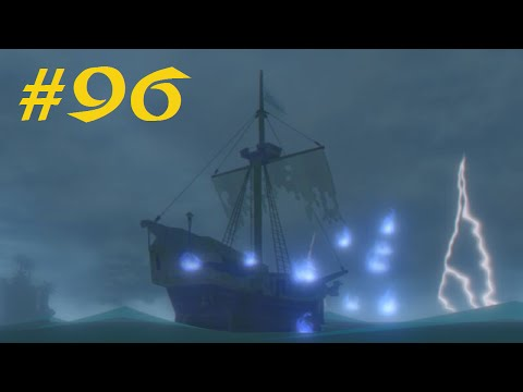 Let's Play Zelda: Wind Waker HD Hero Mode 96: The Ghost Ship