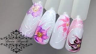 Дизайн ногтей!!! Быстро!! Капли Гель лака!!!