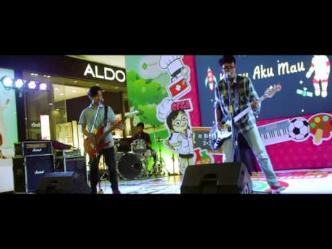 Mungkinkah - Stinky Cover By Twinkle Little Star Feat MC Gokill  (Live at Hartono Mall Yogyakarta)