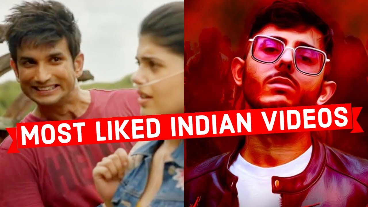Most Liked Indian Video on Youtube of All Time (Top 20)