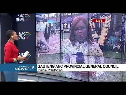 UPDATE: Gauteng ANC PGC