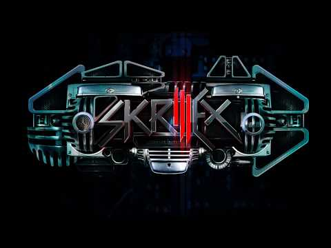 SKRILLEX - 1 hour MIX 1080p, Dubstep planet 3, Moscow