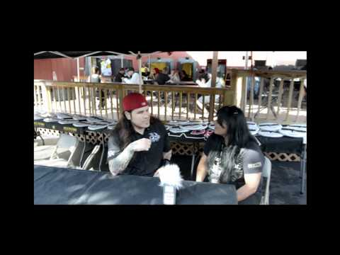 2011 rockstar interviews with Phil Demmel of Machine Head