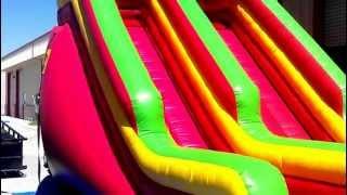 Giant- Water Slide, Jumper, Rentals Inland Empire, Orange County, San Diego