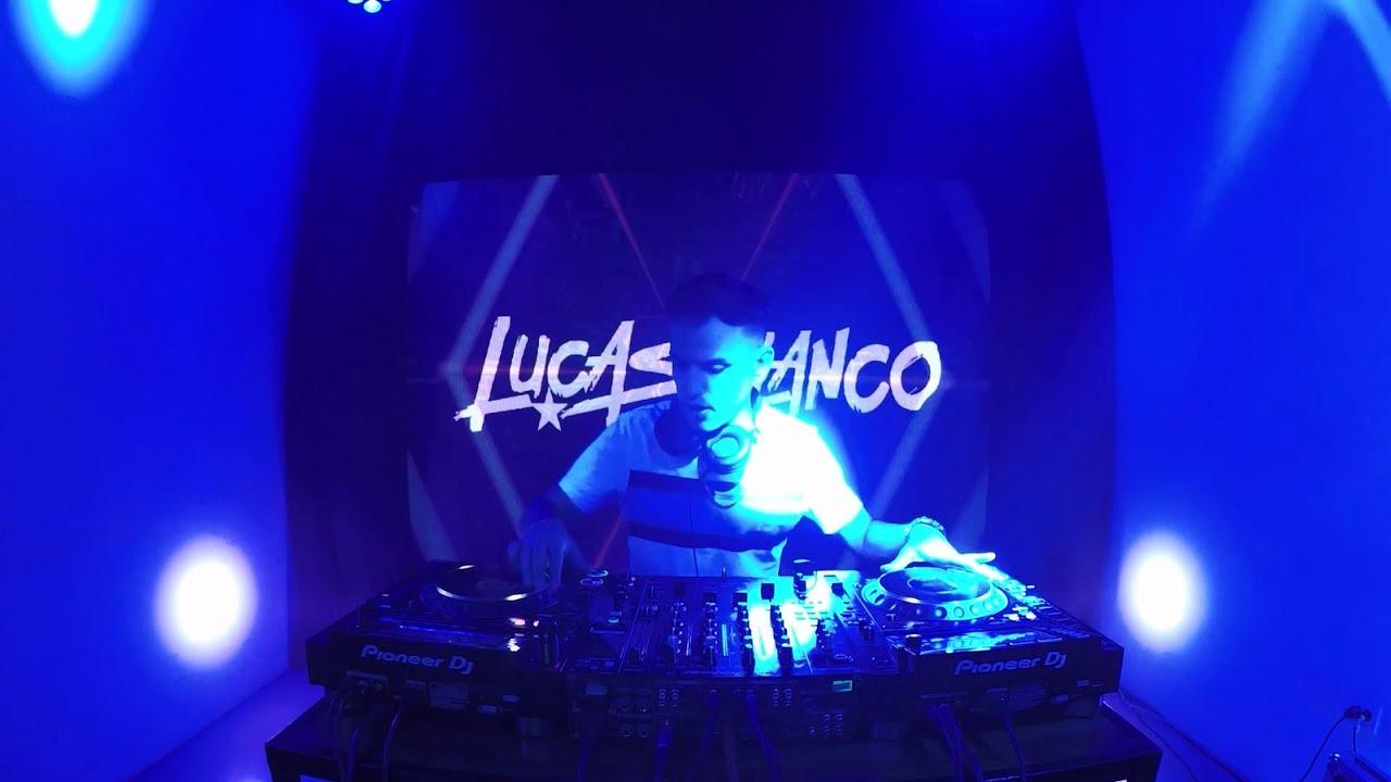 Lucas Blanco - Lockdown Live Set (Octubre 2020)