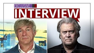 Catholic Exclusive Interview: Steve Bannon