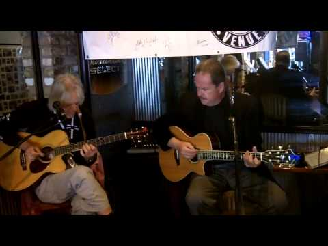 Where Have I Been So Long - Damien Lamb & Mac Walter at Frank Brown Songwriters Festival 2014