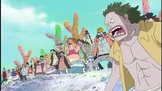 One Piece/AMV-Uptown Funk\
